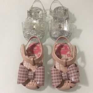 Cute Baby shoes pink are Zaxy Nina
